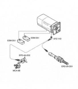 Fujinon SS-21DB - Full Servo Kit (rod/HiSpeed/black)