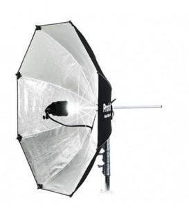 Profoto P100316 - Giant Umbrella, Silver (150 cm)