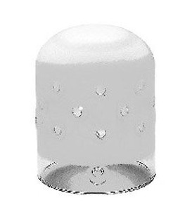 Profoto Pro P101535 - Frosted Glass Protection Dome for Pro 7 Head - UV Coated