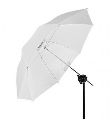 """Profoto P100976 - Shallow Translucent Umbrella (Medium, 41"""")"""