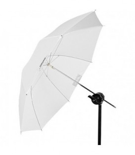 "Profoto P100973 - Shallow Translucent Umbrella (Small, 33"")"