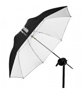 "Profoto P100971 - Shallow White Umbrella (Small, 33"")"