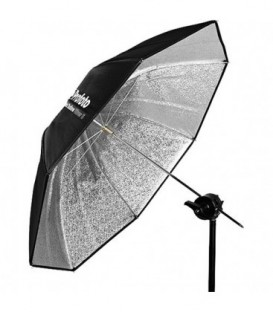 "Profoto P100972 - Shallow Silver Umbrella (Small, 33"")"