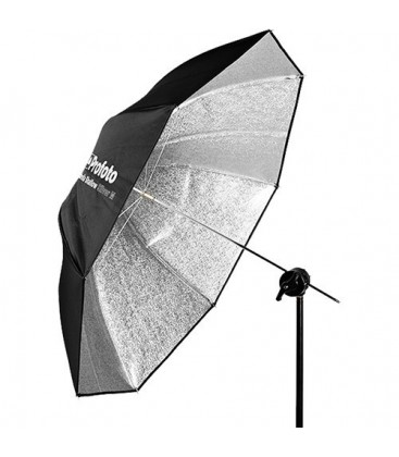 "Profoto P100975 - Shallow Silver Umbrella (Medium, 41"")"