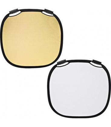 Profoto P100965 - Collapsible Reflector - Gold/White - 47""