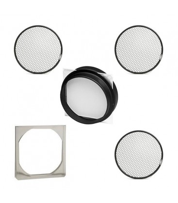 Profoto P900362 - Grid and Filter Holder Kit for Zoom Reflector and Zoom Reflector 2