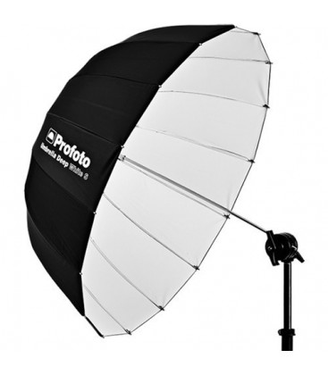 "Profoto P100983 - Deep Small Umbrella (33"", White)"