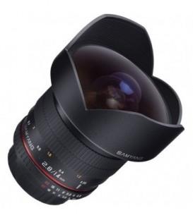 Samyang F1110609101 - 14mm F2.8 MFT