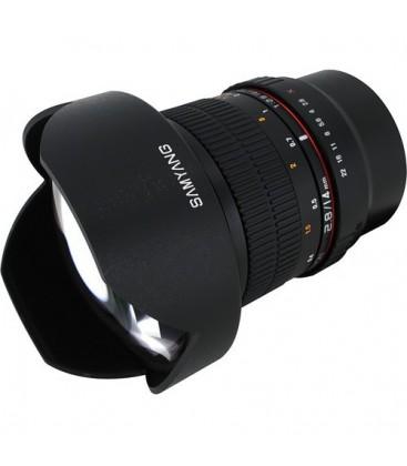 Samyang F1110610101 - 14mm F2.8 Fuji X