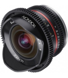 Samyang F1420306101 - 8mm T3.1 Cine Sony E-Mount