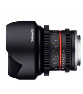 Samyang F1420510101 - 12mm T2.2 Cine Fuji X