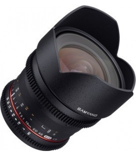 Samyang F1322508101 - 10mm T3.1 VDSLR II Samsung NX