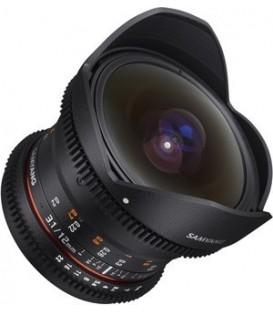 Samyang F1312110101 - 12mm T3.1 VDSLR Fuji X
