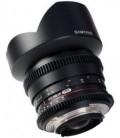 Samyang F1312610101 - 14mm T3.1 VDSLR II Fuji X