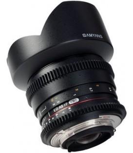 Samyang F1312607101 - 14mm T3.1 VDSLR II Olympus FT