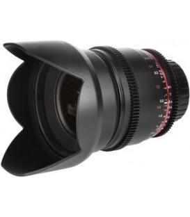 Samyang F1322702101 - 16mm T2.2 VDSLR II Canon M