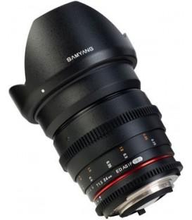 Samyang F1312808101 - 24mm T1.5 VDSLR II Samsung NX