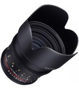 Samyang F1311105101 - 50mm T1.5 VDSLR Sony A-Mount