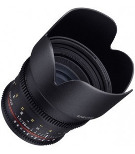 Samyang F1311106101 - 50mm T1.5 VDSLR Sony E-Mount