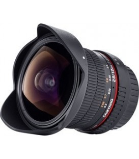 Samyang F1112109101 - 12mm F2.8 MFT