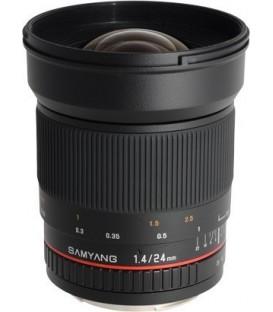 Samyang F1110810101 - 24mm F1.4 Fuji X