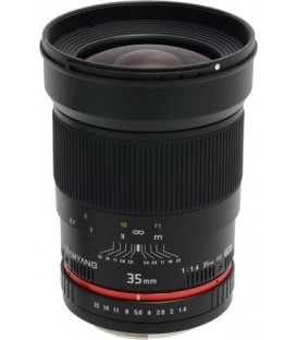 Samyang F1111006101 - 35mm F1.4 Sony E-Mount