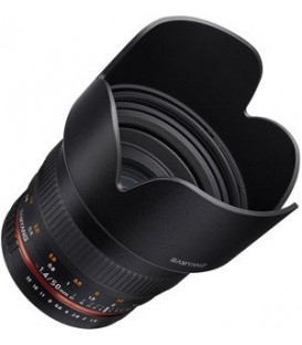 Samyang F1111106101 - 50mm F1.4 Sony E-Mount