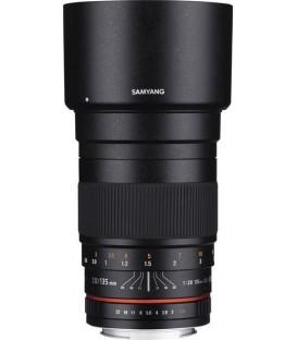 Samyang F1112208101 - 135MM F2.0 SAMSUNG NX