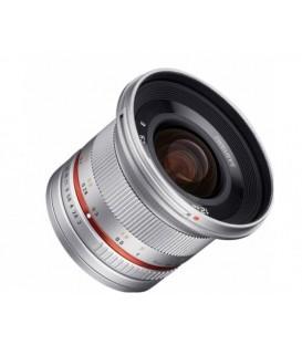 Samyang F1220510102 - 12mm F2.0 Fuji X (Silver)