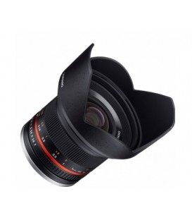 Samyang F1220509101 - 12mm F2.0 MFT (Black)