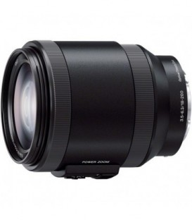 Sony SELP18200.AE - 18-200 power zoom lens for E-mount cam