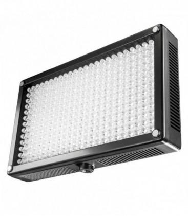 Walimex Pro WP-LI-17813 - LED Video light Bi-Color 312 LED