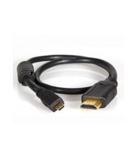 Teradek TER-BIT078 - Type D Micro HDMI Male to Type C Mini HDMI Male