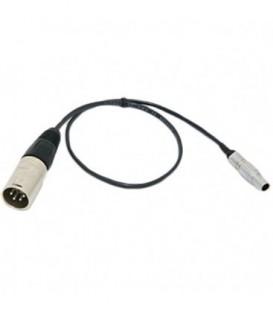 Teradek TER-BIT318 - 2-pin Lemo to XLR Cable (Approx 45cm)