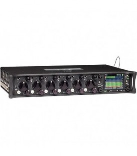Sound-Devices 688 - 12-Input Field Production Mixer and 16-Track Recorder