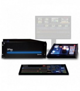 Newtek TRMSXD8000LSS - Live Sports 8000-MS Solution: TriCaster 8000/CS + 3PLAY 4800 Bundle