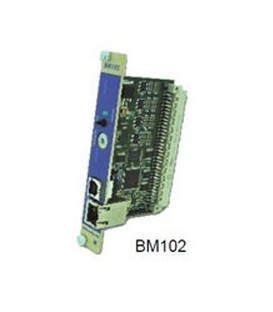 Bluebell BM102 - Network Monitoring Card with Ethernet connection
