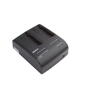 Swit S-3602U - S-8U62, SONY BP-U, 2-channel charge
