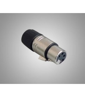 Swit S-7210U - 5.5mm pole to 4-pin XLR connector