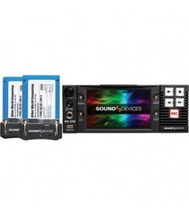 Sound-Devices PIX 270i Complete - Rack-Mount video Recorder/Player with time code with accessories