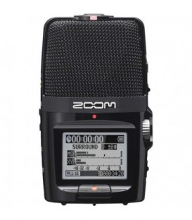 Zoom H2n - X/Y and M/S Mic Pattern, 24bit