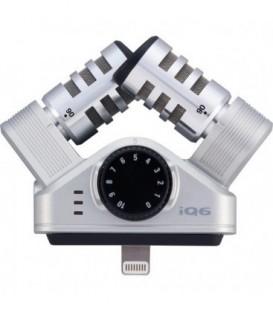 Zoom iQ6 - X/Y Stereo Microphone