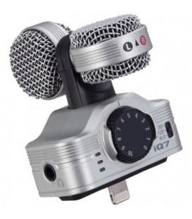 Zoom iQ7 - M/S Stereo Microphone