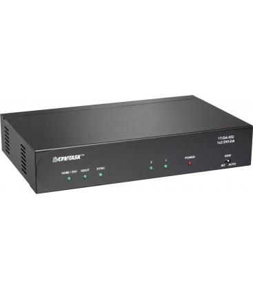 TVone 1t-da-552 - Analog Signal Distribution Amplifier