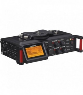 Tascam DR-70D - 4-Channel Audio Recording Device for DSLR and Video Cameras