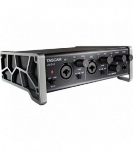 Tascam US-2x2 - USB Audio/MIDI Interface
