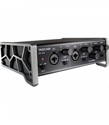 Tascam US-2x2 - USB Audio/MIDI Interface