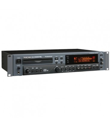 Tascam CD-RW901 mkII - Stand-alone Audio CD Recorder