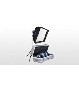 Arri L0.76598.F - 300/650 Fresnel Combo Lighting Kit