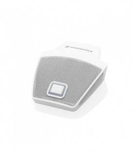 Sennheiser MEB114-S-W - On-table boundary layer microphone, white